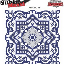 Papel Sublimaxxi - Azulejo