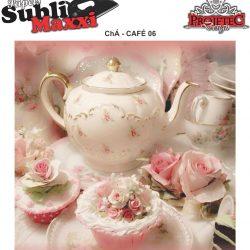 Papel Sublimaxxi - Chá Café