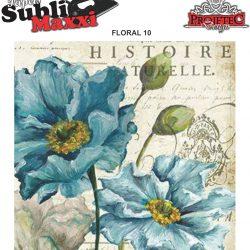 Papel Sublimaxxi - Floral