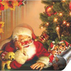 Papel Sumiu - Natal