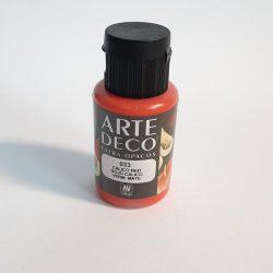 Tinta Acrílica Arte Deco Fosca 35 ML