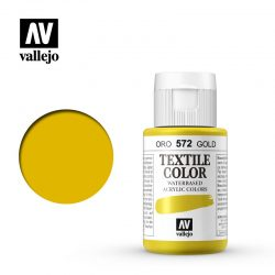 Textile Color Metalica 35 ML